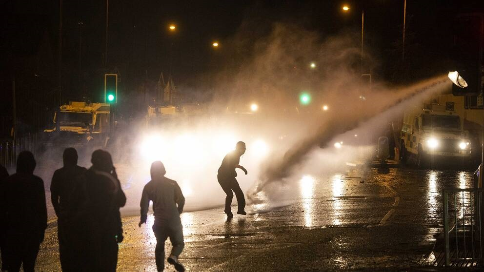 Lojalisterna i uppror